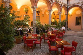 ristorante romantico milano